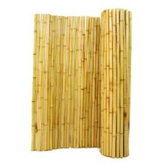 bamboo or reed fencing