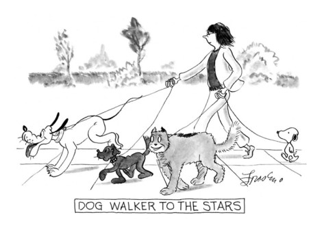 New Yorker Cartoon By Edward Frascino